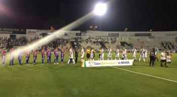 Jogo de ida entre Ponte Preta x Afogados foi realizado no Estádio Moisés Lucarelli em Campinas