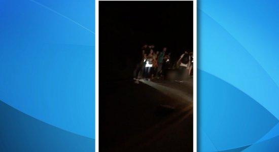 Duas pessoas morrem e outras 20 ficam feridas em acidente no Sertão de Pernambuco
