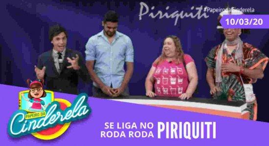 PAPEIRO DA CINDERELA - Exibido terça-feira 10/03/20