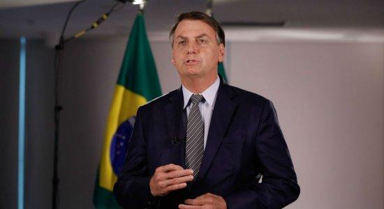 Bolsonaro pede que população repense ida a manifestações no domingo
