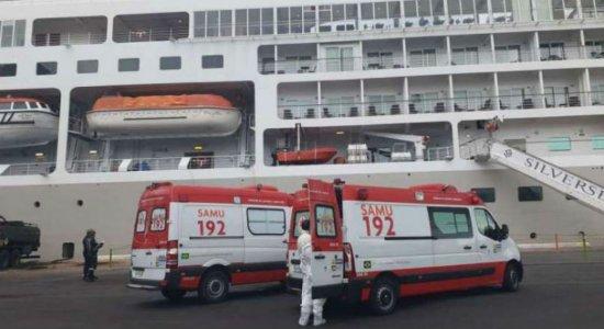 Coronavírus: Terminal Marítimo de Passageiros do Recife fecha após idoso apresentar sintomas