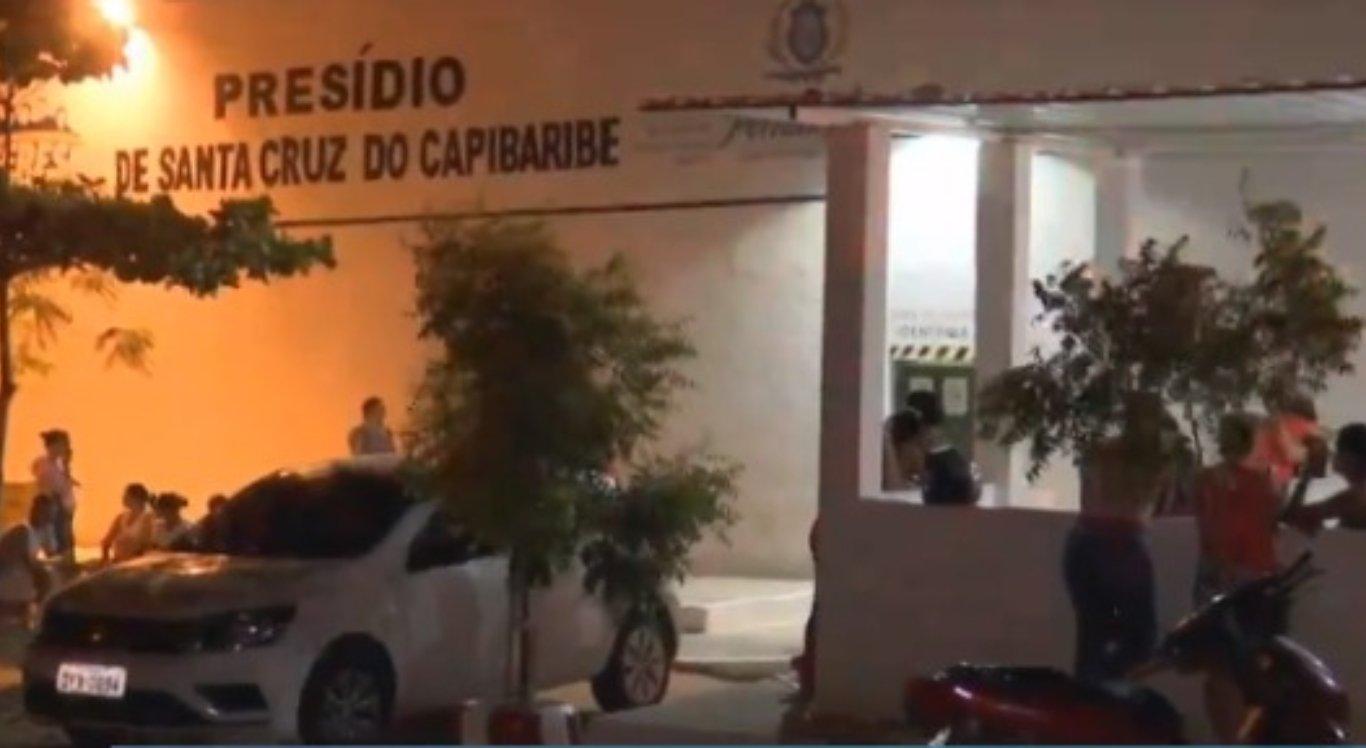 Detento foi morto em presídio de Santa Cruz