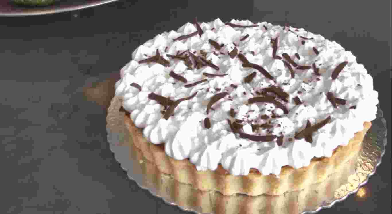 Torta é uma excelente opção para sobremesa ou lanche