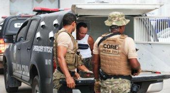 Operações da Polícia Civil desarticulam organizações criminosas