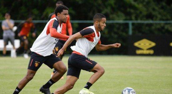 Preparador físico do Sport diz que duas semanas é o tempo mínimo para jogadores voltarem as atividades