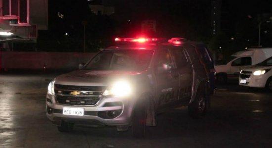 Estudante é vítima de bala perdida em Olinda