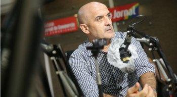 Técnico Itamar Schulle foi o convidado do programa Fórum Esportivo