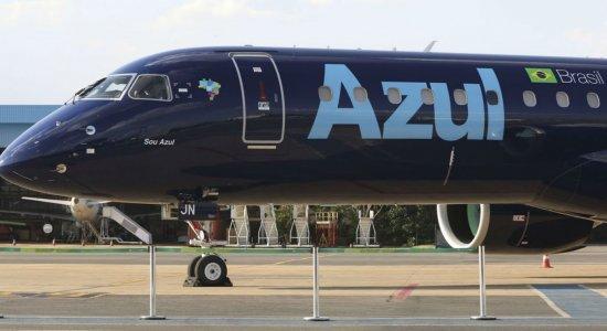 Azul Linhas Aéreas volta a contratar profissionais; confira as vagas