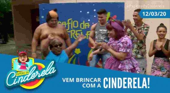 PAPEIRO DA CINDERELA - Exibido quinta-feira 12/03/20