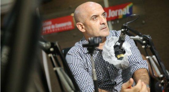 Ouça a entrevista do técnico do Santa Cruz, Itamar Schulle, para a Rádio Jornal