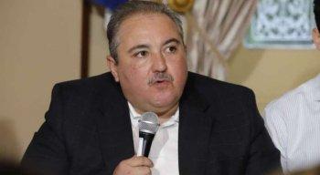 André Longo apresentou a atualização do cenário do coronavírus no Estado