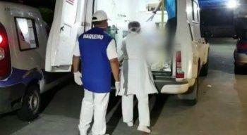 O crime aconteceu no bairro Recanto Verde, nessa segunda-feira (16).