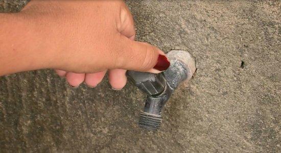 Abastecimento de água é suspenso no Agreste para manutenção; veja cidades atingidas