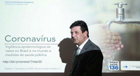 Coronavírus: Brasil tem 92 mortes e 3,4 mil casos confirmados