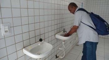 Banheiro de Feira de Santa Rita