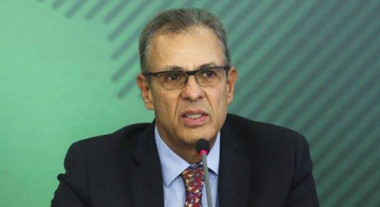 Ministro de Minas e Energia, Bento Albuquerque, está com coronavírus, afirma Jair Bolsonaro