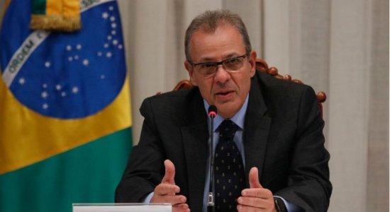 Ministro de Minas e Energia tem resultado positivo para Covid-19