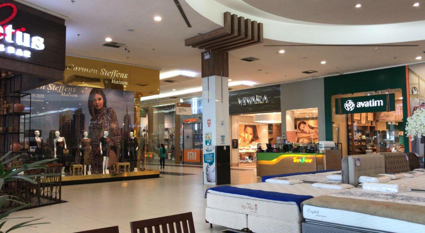 Caruaru Shopping terá horário reduzido