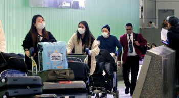 Nesta quarta-feira (18) foram registrados apenas casos importados, de chineses que regressaram de outros países