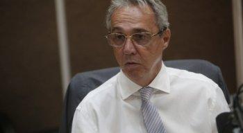Evandro Carvalho concedeu entrevista na Rádio Jornal