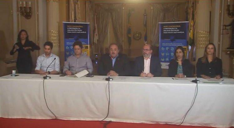 Fake news: Governo de Pernambuco desmente morte associada ao coronavírus
