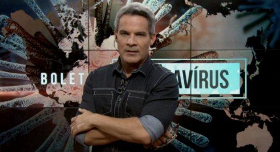 Confira as mudanças na programação da TV Jornal devido ao coronavírus