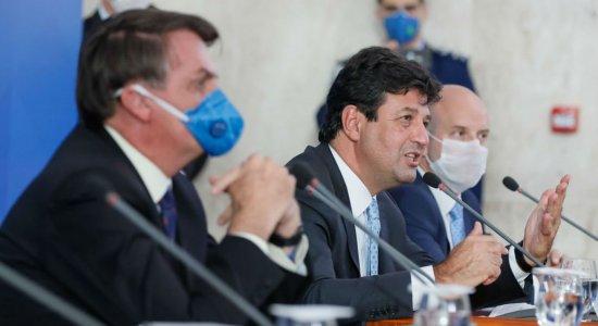 Coronavírus: União tenta confiscar equipamentos comprados pelo Recife