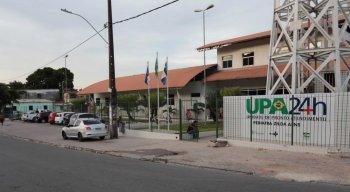 A vítima fatal foi socorrida para a UPA de Lagoa Encantada, mas não resistiu aos ferimentos e morreu