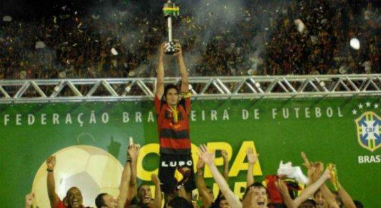 """Sport usa momento do BBB para lembrar gol marcante de Durval na Copa do Brasil """"É CACETE"""""""