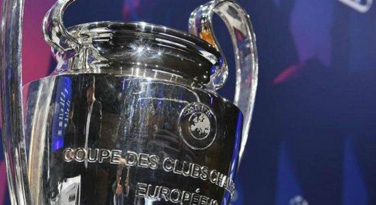 Duelos das quartas de final da Liga dos Campeões são definidos e final da edição passada será reeditada