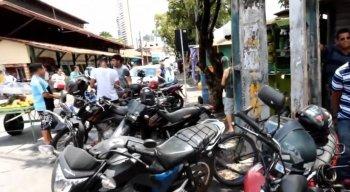 Governador decretou a suspensão do serviço de mototaxista durante pandemia do novo coronavírus