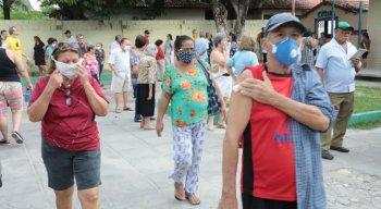 A Campanha Nacional de Vacinação contra a influenza começou nessa segunda-feira (23) em todo o país