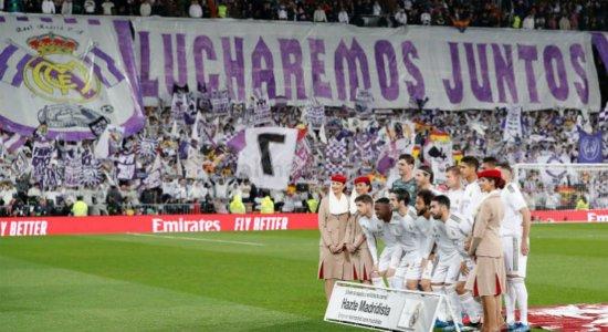 Real Madrid realiza doação para comunidade mais afetada pelo coronavírus na Espanha