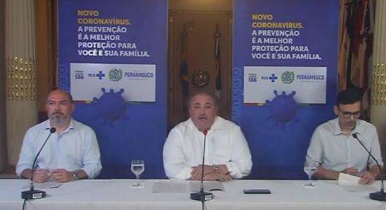 Em Pernambuco, casos de cura do coronavírus sobem para cinco