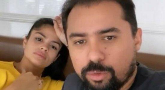 Em vídeo, Xand Avião e esposa afirmam que testaram positivo para coronavírus