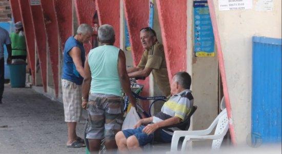 Instituições de idosos em Pernambuco recebem auxílio durante pandemia