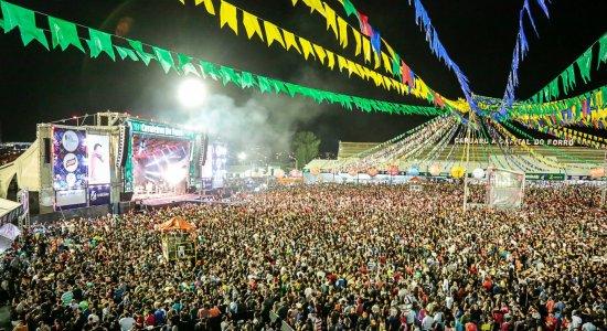 São João: Prefeitura de Caruaru decide cancelar festa junina de 2021