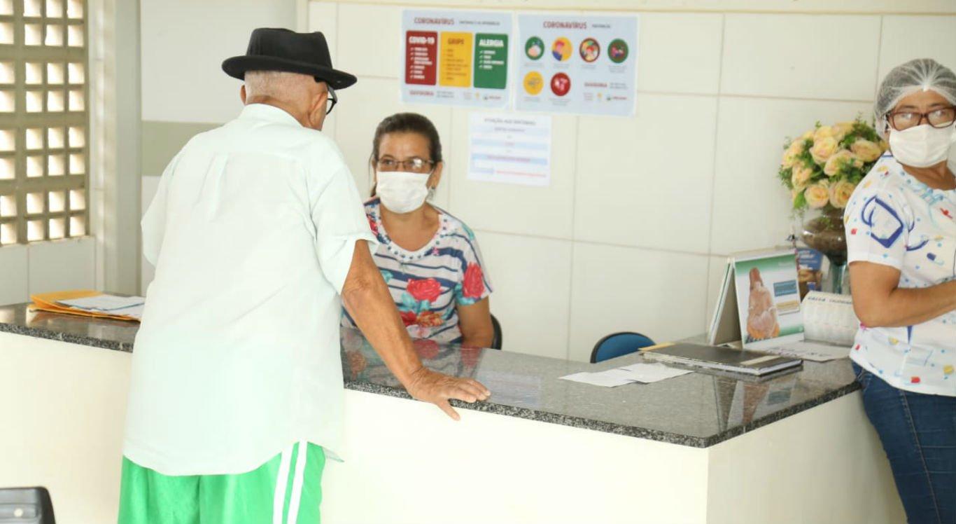 Pessoas acima de 60 anos serão imunizadas contra a Influenza