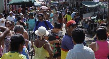 A determinação do município é para que os moradores permaneçam em isolamento e cumpram as medidas básicas de saúde