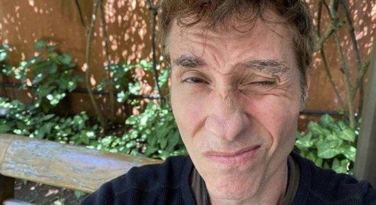 Dinho Ouro Preto, vocalista do Capital Inicial, testa positivo para o novo coronavírus