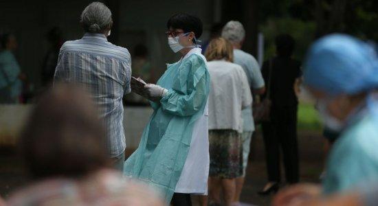 Brasil registra 159 mortes e mais de 4 mil e 500 casos de coronavírus