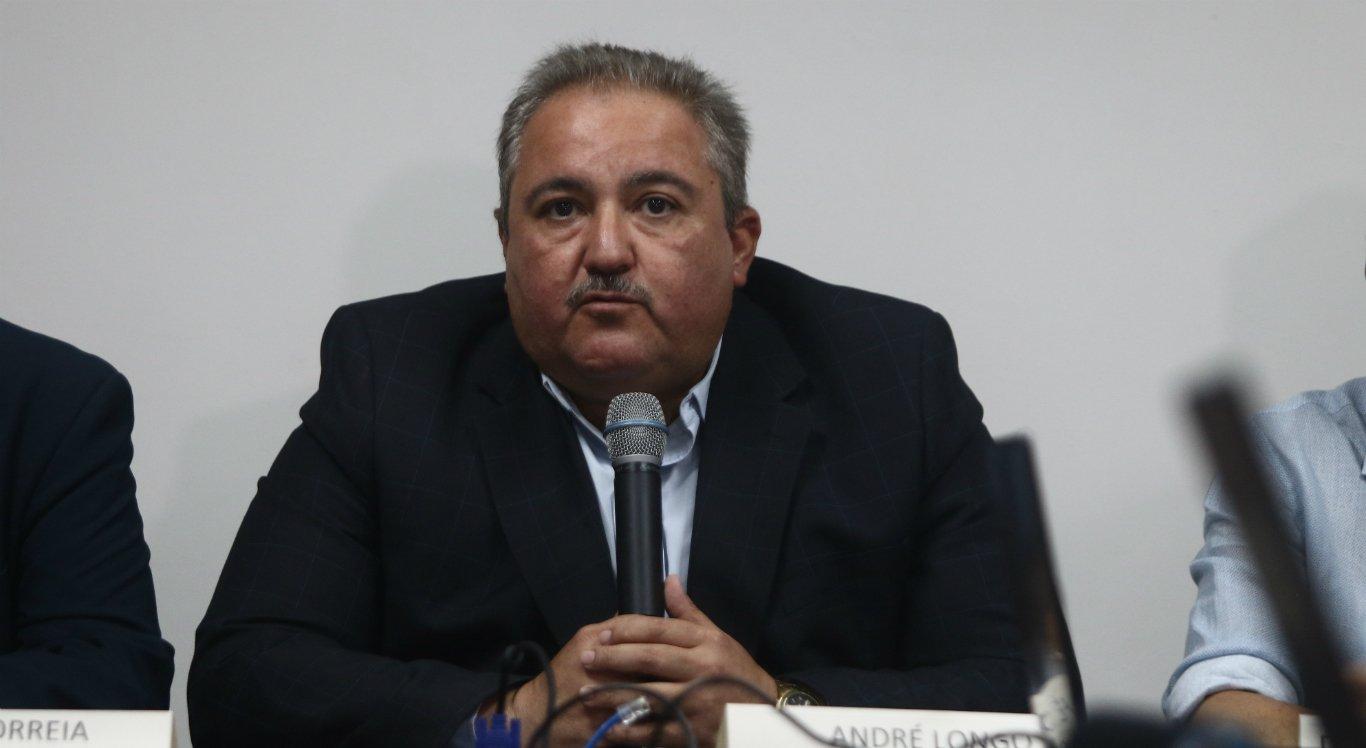O secretário estadual de saúde, André Longo, informou sobre as investigações
