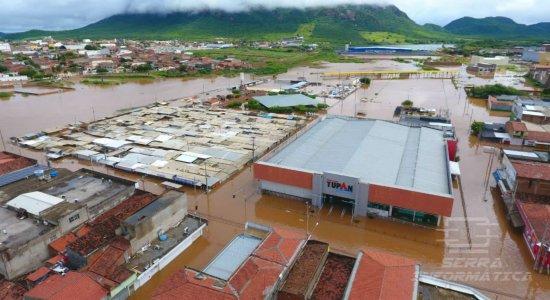 Municípios do Sertão de Pernambuco tentam se reorganizar após fortes chuvas