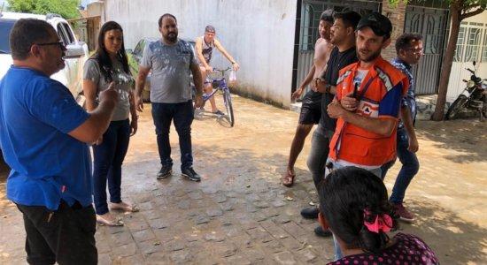 Prefeitura adota medidas para ajudar população atingida pelas enchentes em Serra Talhada