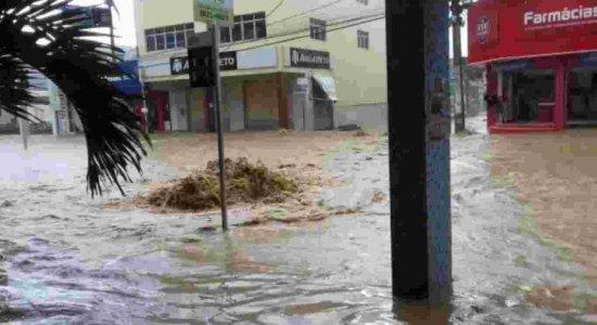 Em quase uma semana, Arcoverde registrou mais de 200 mm de chuvas