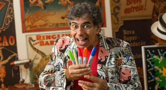 Desenhista Daniel Azulay morre vítima de coronavírus