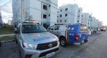 homem foi morto em conjunto habitacional de Peixinhos, em Olinda