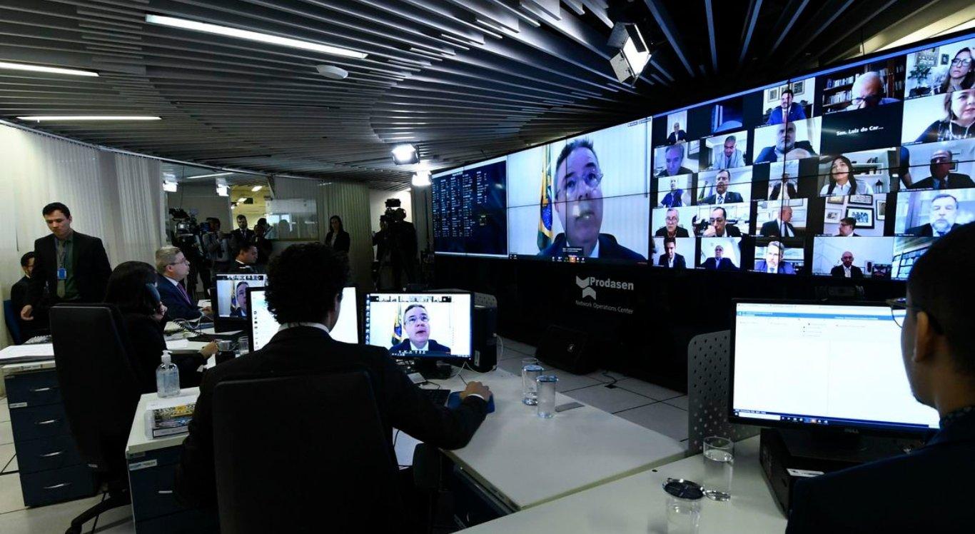 Senado votará auxílio de R$ 600 para autônomos e informais