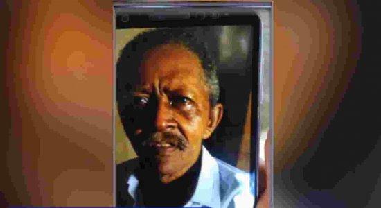 Após diversas buscas, idoso continua desaparecido e família pede ajuda
