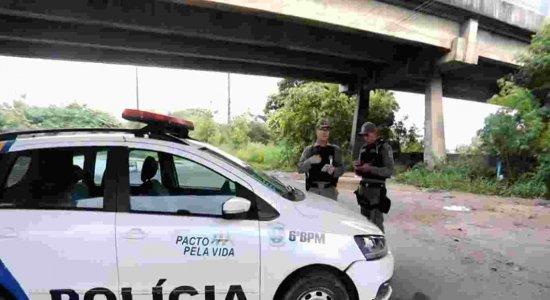 Motorista de app aparece morto e suspeita é de crime durante corrida